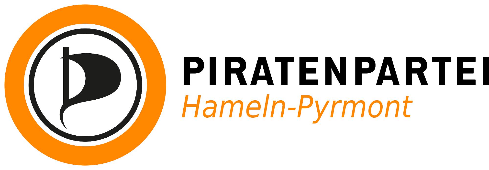 Logo der Piratenpartei Hameln-Pyrmont